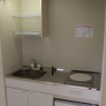 1R Apartment to Rent in Chiba-shi Midori-ku Kitchen