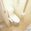1R Apartment to Rent in Kawasaki-shi Saiwai-ku Toilet