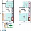6K House to Buy in Kyoto-shi Kamigyo-ku Floorplan