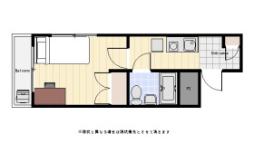世田谷區奥沢-1K公寓大廈