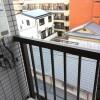 1R Apartment to Rent in Osaka-shi Higashiyodogawa-ku Balcony / Veranda