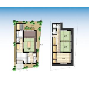 3SLDK House in Higashiasakusa - Taito-ku Floorplan