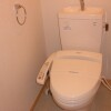 1K Apartment to Rent in Niiza-shi Toilet