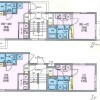 Whole Building Apartment to Buy in Toshima-ku Floorplan