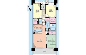 3LDK Apartment in Sonnocho - Chiba-shi Inage-ku