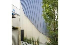 1R Terrace house in Ookayama - Meguro-ku