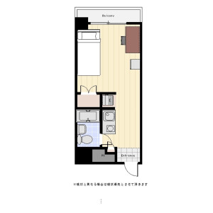 Private Mansion in Ryogoku - Sumida-ku Floorplan