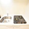 在大田區內租賃1K 公寓大廈 的房產 廚房