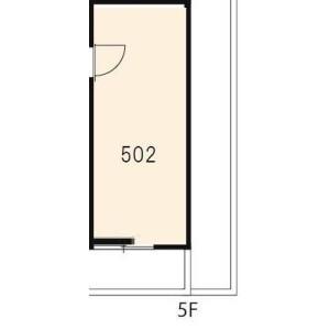 文京區白山(1丁目)-1R公寓大廈 房間格局