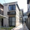 1K Apartment to Rent in Osaka-shi Yodogawa-ku Exterior