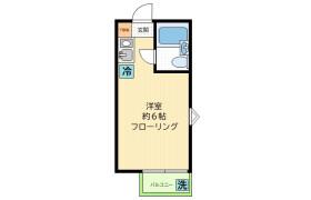 調布市 東つつじケ丘 1R アパート