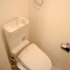 1R Apartment to Rent in Meguro-ku Toilet