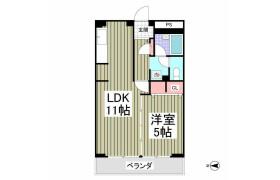 1LDK Mansion in Sakashita - Itabashi-ku