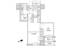 1LDK Mansion in Nishiikebukuro - Toshima-ku