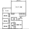 4LDK マンション 神戸市中央区 内装