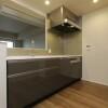 2LDK Apartment to Rent in Yokohama-shi Nishi-ku Kitchen