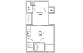 品川區東大井-1DK公寓大廈