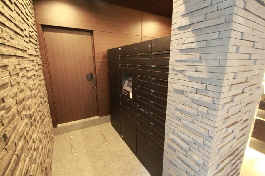 在Shibuya-ku内租赁1K 服务式公寓 的 内部