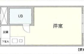 1R Apartment in Tomigaya - Shibuya-ku