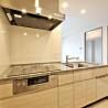 在大阪市中央區購買1LDK 公寓大廈的房產 廚房