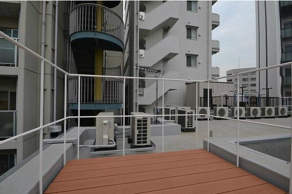 1LDK Apartment to Rent in Koto-ku Interior