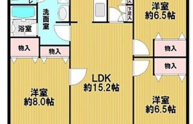 2LDK {building type} in Toyosu - Koto-ku