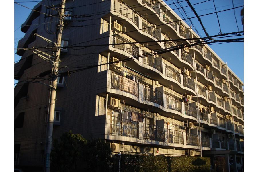2LDK Apartment to Rent in Sagamihara-shi Minami-ku Exterior