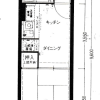 1DK Apartment to Buy in Osaka-shi Nishinari-ku Interior