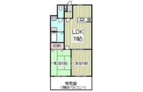 2LDK Mansion in Kizawa - Toda-shi