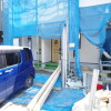 2LDK Terrace house to Rent in Atsugi-shi Under Construction