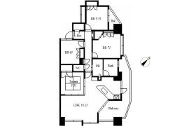 3LDK Mansion in Inouecho - Nagoya-shi Chikusa-ku