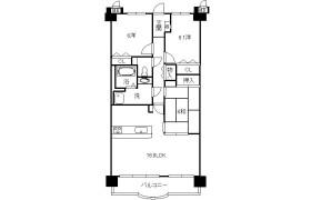 3LDK Apartment in Mizuki - Kochi-shi