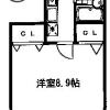 1K Apartment to Rent in Musashino-shi Exterior