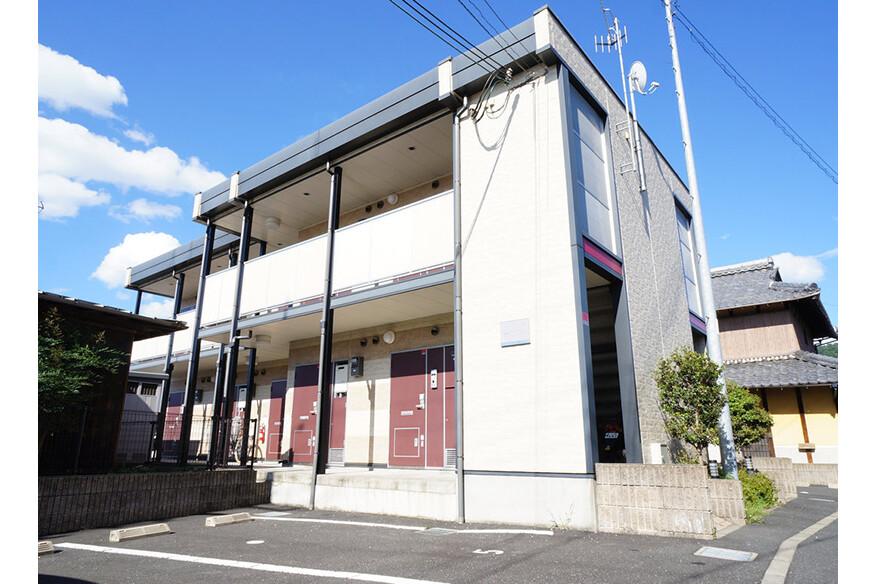 1K Apartment to Rent in Maizuru-shi Exterior
