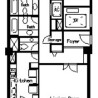 3LDK Apartment to Rent in Minato-ku Floorplan