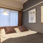 2DK Serviced Apartment