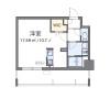 1R Apartment to Rent in Nagoya-shi Chikusa-ku Floorplan