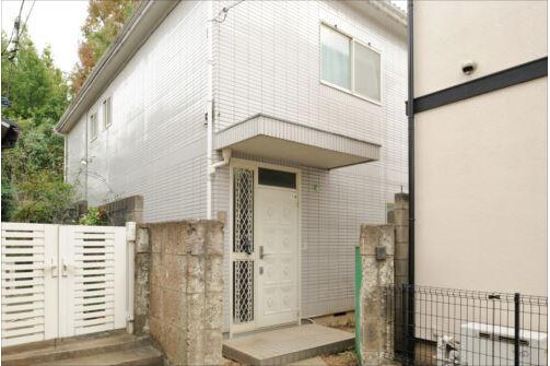 Shared Guesthouse to Rent in Meguro-ku Exterior