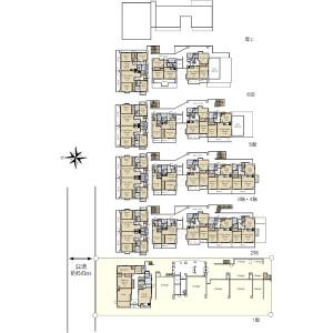 Whole Building {building type} in Shimokodanaka - Kawasaki-shi Nakahara-ku Floorplan