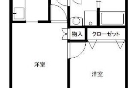 福岡市中央區渡辺通-1LDK{building type}