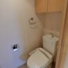 3LDK Apartment to Rent in Meguro-ku Toilet