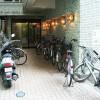 1R マンション 横浜市南区 Building Entrance
