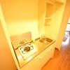 在川越市内租赁1K 公寓大厦 的 厨房