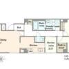 在千代田區購買2LDK 公寓大廈的房產 房間格局