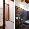 4K 戸建て 京都市上京区 風呂