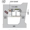 1K アパート 調布市 地図