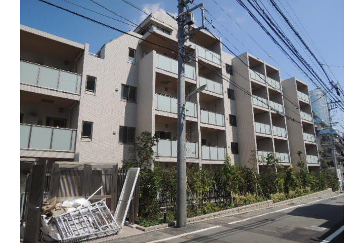 1SLDK Apartment to Buy in Minato-ku Exterior