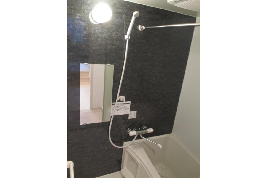 Whole Building Apartment to Buy in Ota-ku Bathroom