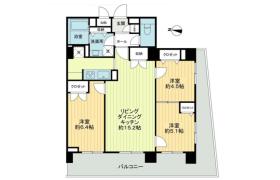 港区 - 西麻布 公寓 4K