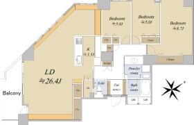 札幌市中央区宮の森三条-3LDK{building type}